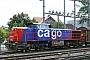 """Vossloh 1001401 - SBB Cargo """"Am 843 061-3"""" 17.07.2007 - ThunGunther Lange"""