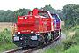 "Vossloh 1001402 - SBB ""Am 843 007-6"" 24.07.2004 - Altenholz, Bahnübergang LummerbruchArchiv loks-aus-kiel.de"