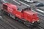 """Vossloh 1001404 - SBB """"Am 843 009-2"""" 15.01.2016 - Spreitenbach, Rangierbahnhof LimmattalHarald Belz"""
