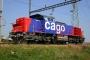 "Vossloh 1001406 - SBB Cargo ""Am 843 062-1"" 07.09.2004 - MuttenzPatrick Paulsen"