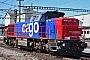 """Vossloh 1001406 - SBB Cargo """"Am 843 062-1"""" 24.08.2008 - LangenthalTheo Stolz"""