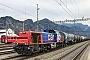 """Vossloh 1001406 - SBB Cargo """"Am 843 062-1"""" 18.10.2019 - LandquartGunther Lange"""