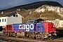 "Vossloh 1001407 - SBB Cargo ""Am 843 063-9"" 19.01.2008 - OensingenTheo Stolz"