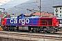 "Vossloh 1001412 - SBB Cargo ""Am 843 068-8"" 10.02.2007 - BellinzonaTheo Stolz"