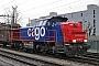 """Vossloh 1001412 - SBB Cargo """"Am 843 068-8"""" 05.01.2012 - ThunGunther Lange"""