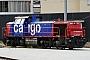 """Vossloh 1001412 - SBB Cargo """"Am 843 068-8"""" 31.09.2019 - VispFabian Thomsen"""