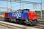 "Vossloh 1001418 - SBB Cargo ""Am 843 070-4"" 03.05.2007 - MuttenzAndré Grouillet"