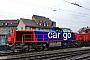 """Vossloh 1001418 - SBB Cargo """"Am 843 070-4"""" 27.12.2012 - ThunGunther Lange"""