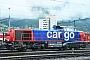 """Vossloh 1001418 - SBB Cargo """"Am 843 070-4"""" 13.06.2018 - BrigHarald S"""