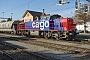 """Vossloh 1001419 - SBB Cargo """"Am 843 071-2"""" 29.10.2010 - AarbergVincent Torterotot"""