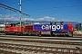 "Vossloh 1001421 - SBB Cargo ""Am 843 073-8"" 14.10.2011 - Yverdon-les-BainsVincent Torterotot"
