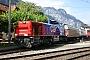 """Vossloh 1001422 - SBB Cargo """"Am 843 074-6"""" 08.09.2007 - ErstfeldRalf Lauer"""