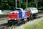 "Vossloh 1001422 - SBB Cargo ""Am 843 074-6"" 14.09.2011 - ErstfeldLeon Schrijvers"