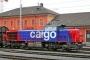 "Vossloh 1001425 - SBB Cargo ""Am 843 077-9"" 26.03.2008 - Basel, St. JohannTheo Stolz"
