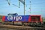 "Vossloh 1001425 - SBB Cargo ""Am 843 077-9"" 11.10.2008 - MöhlinTheo Stolz"