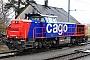 "Vossloh 1001425 - SBB Cargo ""Am 843 077-9"" 28.03.2009 - MöhlinTheo Stolz"