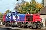 "Vossloh 1001428 - SBB Cargo ""Am 843 088-6"" 11.10.2008 - MöhlinTheo Stolz"