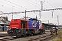 """Vossloh 1001428 - SBB Cargo """"Am 843 088-6"""" 22.09.2013 - RomanshornWerner Schwan"""