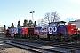 """Vossloh 1001433 - SBB Cargo """"Am 843 080-3"""" 29.12.2012 - ThunGunther Lange"""