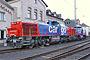 """Vossloh 1001434 - SBB """"Am 843 081-1"""" 02.04.2005 - Siegen, BahnbetriebswerkCarsten Frank"""