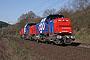 """Vossloh 1001434 - SBB """"Am 843 081-1"""" 03.04.2005 - Haiger-SechsheldenDaniel Wenger"""
