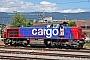 "Vossloh 1001434 - SBB Cargo ""Am 843 081-1"" 18.08.2008 - Yverdon-les-BainsTheo Stolz"