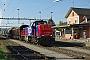 """Vossloh 1001434 - SBB Cargo """"Am 843 081-1"""" 07.10.2009 - AarbergVincent Torterotot"""