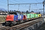 "Vossloh 1001434 - SBB Cargo ""Am 843 081-1"" 26.02.2018 - Coppet