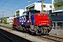 """Vossloh 1001434 - SBB Cargo """"Am 843 081-1"""" 07.10.2009 - LyssVincent Torterotot"""