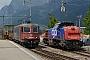 """Vossloh 1001435 - SBB Cargo """"Am 843 082-9"""" 31.05.2018 - LandquartWerner Schwan"""