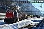 "Vossloh 1001437 - SBB Cargo ""Am 843 084-5"" 19.12.2017 - BiascaHarald S"