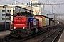 """Vossloh 1001440 - SBB Cargo """"Am 843 092-8"""" 17.11.2011 - PrattelnMarvin Fries"""