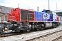 """Vossloh 1001441 - SBB Cargo """"Am 843 093-6"""" 02.10.2009 - Basel-St JohannHarald Belz"""