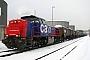"""Vossloh 1001442 - SBB Cargo """"Am 843 094-4"""" 12.01.2011 - Karlsruhe, RheinhafenChristian Rupp"""