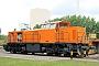 Vossloh 1001444 - northrail 16.06.2012 - Hamburg-TiefstackRené Haase