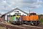 Vossloh 1001444 - Vossloh 25.06.2014 - Moers, Vossloh Locomotives GmbH, Service-ZentrumMartin Welzel