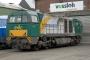 """Vossloh 1001445 - R4C """"2003"""" 19.07.2007 - Moers, Vossloh Locomotives GmbH, Service-ZentrumRolf Alberts"""