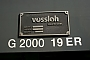 "Vossloh 1001452 - FER ""G 2000 19 ER"" 10.09.2009 - Reggio EmiliaFrank Glaubitz"