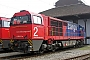 "Vossloh 1001453 - SBB ""Am 840 001-2"" 25.03.2005 - Chiasso