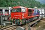 "Vossloh 1001453 - SBB ""Am 840 001-2"" 20.05.2006 - BrigLudwig Reyer"