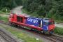 """Vossloh 1001453 - SBB Cargo """"Am 840 001-2"""" 08.08.2007 - Kiel-Friedrichsort Vossloh Locomotives GmbH"""