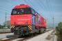 """Vossloh 1001453 - SBB Cargo """"Am 840 001-2"""" 10.10.2007 - UdineFriedrich Maurer"""