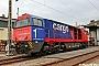 "Vossloh 1001453 - SBB Cargo ""Am 840 001-2"" 11.12.2011 - ChiassoManuel Paa"