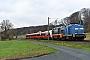 """Vossloh 1001454 - Hector Rail """"941.001-0"""" 21.12.2015 - WesterkappelnMartijn Schokker"""