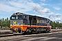"""Vossloh 1001454 - Hector Rail """"941.001-0"""" 03.09.2016 - ElverumHorst Ebert"""