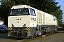 """Vossloh 1001455 - WLE """"21"""" 02.08.2004 - Moers, Vossloh Locomotives GmbH, Service-ZentrumPatrick Böttger"""