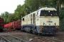 """Vossloh 1001455 - WLE """"21"""" 28.08.2007 - Warstein, BahnhofPeter Gerber"""
