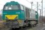 """Vossloh 1001458 - Veolia Cargo """"1458"""" 25.02.2007 - Bad BentheimMartijn Schokker"""