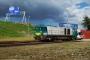 "Vossloh 1001458 - Veolia Cargo ""1458"" 04.09.2007 - BlerickLuc Peulen"