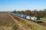 """Vossloh 1001458 - Veolia Cargo """"1458"""" 09.02.2008 - HeierhoeveLuc Peulen"""